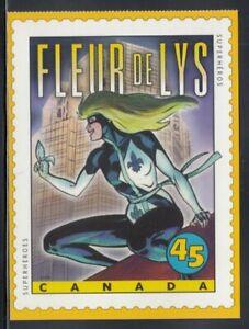 CANADA Fleur de Lys MNH Postal Card