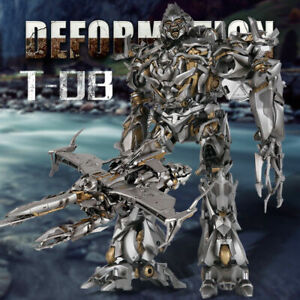 Hot Sale WJ Transformers T-08 Earthquake amplification Fine coating Megatron
