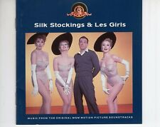 CD  SILK STOCKINGS & LES GIRLSsoundtrack1990 HOLLAND EX  (A4169)