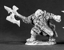 REAPER DARK HEAVEN - 03386 Thorvald, Dwarf Hero