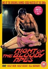 Night of the Bloody Apes 1969 DVD