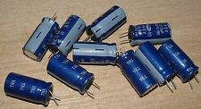 10 x Samwha 100uf 160v capacitor SD-2C-107-M-12025-PH-01 radial electrolytic