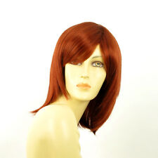 Parrucca donna semi lunga rame intenso: babette 350