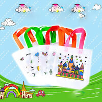 Creative Kid Children DIY Hand Kits Puzzle Educational Toys Kids' Craft Fad US
