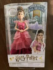 Mattel Harry Potter Hermione Granger Yule Ball Doll Wizarding World New In Box