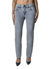DIESEL jeans donna lavaggio chiaro cinque tasche in PROMO