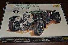 heller 1/24 bentley blower open box