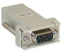 Raritan Null Modem Adapter - Rj-45 Female To 9-pin D-sub (db-9) Female