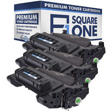 eSquareOne Compatible Toner Cartridge Replacement for HP 64A CC364A Black 3-Pack