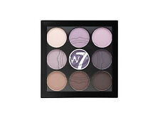 W7 Eyeshadow Palette - The Naughty Nine - Bankok Nights Shimmer Glow Golden