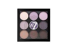 W7 Eyeshadow Palette-il cattivo NOVE-BANKOK NOTTI Shimmer Glow d'oro