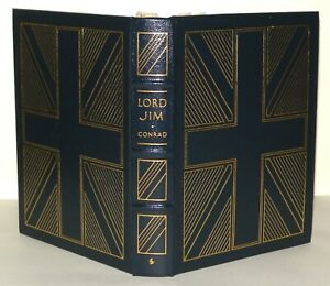 Joseph Conrad - Lord Jim - 1977 Easton Press Collectors Edition, Leather Binding