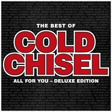 Cold Chisel - All for You The Best of Deluxe Edition 2cd Greatest Hits