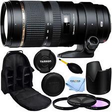 Tamron SP 70-200mm f/2.8 Di VC USD Zoom Lens for Nikon - Pro Bundle BRAND NEW!!