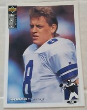 1994 Upper Deck Collectors Choice TROY AIKMAN #342
