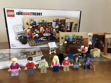 Lego Ideas 21302: The Big Bang Theory