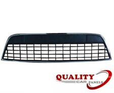 FRONT BUMPER LOWER GRILLE BLACK CHROME MOULDING FORD MONDEO 2007-2010 BRAND NEW
