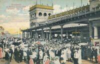 ATLANTIC CITY NJ – Boardwalk at Million Dollar Pier - 1914