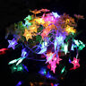 20 LED Fairy String Star Light Lamp Wedding Xmas Party Outdoor Indoor Room Decor