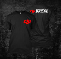 DJI Drone Professional Pilot - Custom Men's T-Shirt Tee