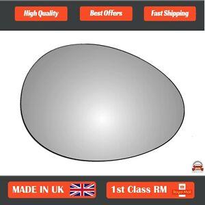Right Driver Convex wing mirror glass Mini Cooper 2007-2013 279RS