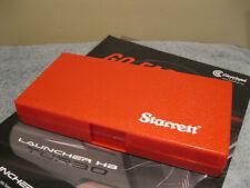 Starrett Plastic Case Only For 2 Micrometer