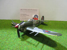 HAWKER TYPHOON MK 1B d 1944 vert 1/72 OXFORD AC013 avion militaire de collection