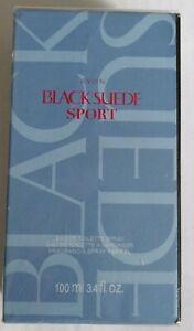 AVON Black Suede Sport 3.4 fl oz Eau De Toilette Spray. NEW SEALED