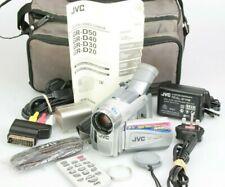 JVC Mini-DV Camcorder GR-D20EK Digital Video Camera +Case DV Out NightScope