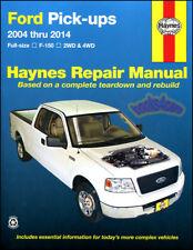 Shop Manual F150 Service Repair Ford Haynes Book Pickup Truck F-150 Chilton 4X4