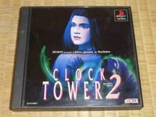 PS1 Clock Tower 2 Japan PS PlayStation 1 F/S
