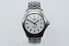 Authentic OMEGA Seamaster Chronometer Automatic Men's Wrist Watch 7""