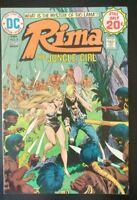 RIMA #3 (of 6) The Jungle Girl (1974 DC Comics) ~ FN/VF Comic Book