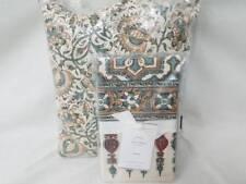 Pottery Barn Selina Full/Queen duvet Cover & 2 shams