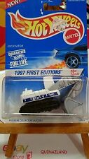 Hot Wheels First Editions Excavator 1997-512 (9971)