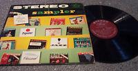Mercury Stereo Sampler VOLUME ONE JAZZ-POP-CLASSICAL LP