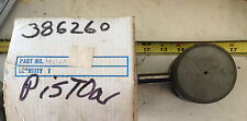 386260 OMC 0386260 JOHNSON EVINRUDE .30 OVER PISTON FOR 65 HP 1973 OUTBOARDS.
