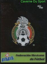 41/48FEDERACION MEXICANA FUTBOL MEXICO  CARD LALA SELECCION MEXICANA 2007 PANIN