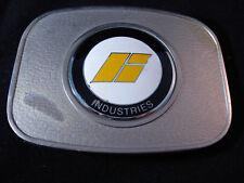 Belt Buckle Professional Industries Vintage