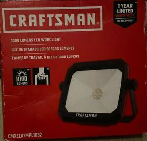 New Craftsman 1000 Lumens LED Work Light CMXELAYMPL1032