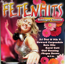 CD / FETENHITS / SCHLAGER CLASSICS / TOP / NIK P. / DJ ÖTZI / KAREL GOTT /