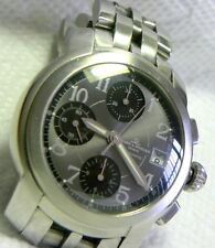 Baume & Mercier Capeland Men's Automatic Chronograph Watch 528248