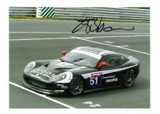 Joe Osborne (British GT) SIGNED Ginetta British GT photo