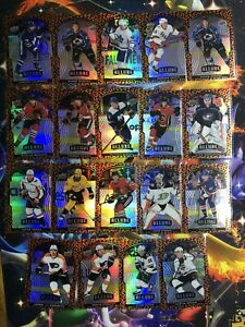 2020-21 Upper Deck Allure Leopard Parallel SP Lot 19 Rookies and Vets No Dupes
