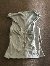 In As New Condition Tokito Top With Butterfly Neckline Design 10