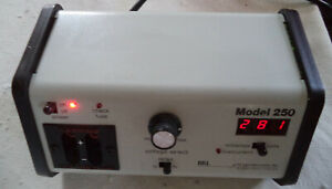 Bethesda Research Model 250 Power Supply - 120V In x Variable 120 & 240 VDC Out