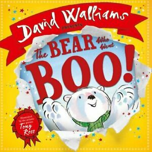 Bear Who Went Boo- Not-Us Brd (UK IMPORT) BOOK NEW