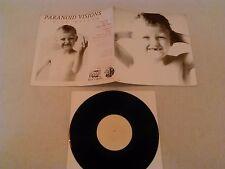"PARANOID VISIONS - I WILL WALLOW 10"" MINI LP / ORIGINAL LTD NUMBERED FOAD MUSICK"