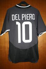 Maglia Shirt Maillot Camiseta Jersey Trikot Juventus Del Piero Terza Italia