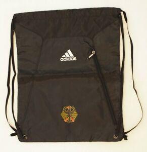 Adidas Turnbeutel Sportbeutel Gym Sack Bag Deutschland Adler * Olympia * WM EM